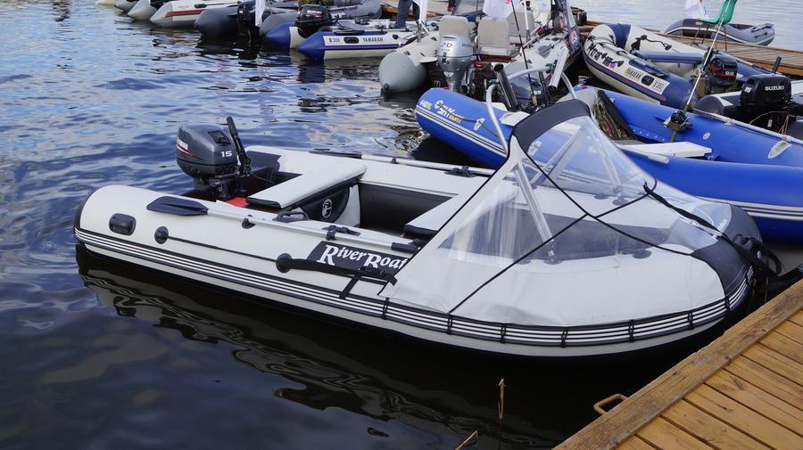 лодка riverboats rb-370