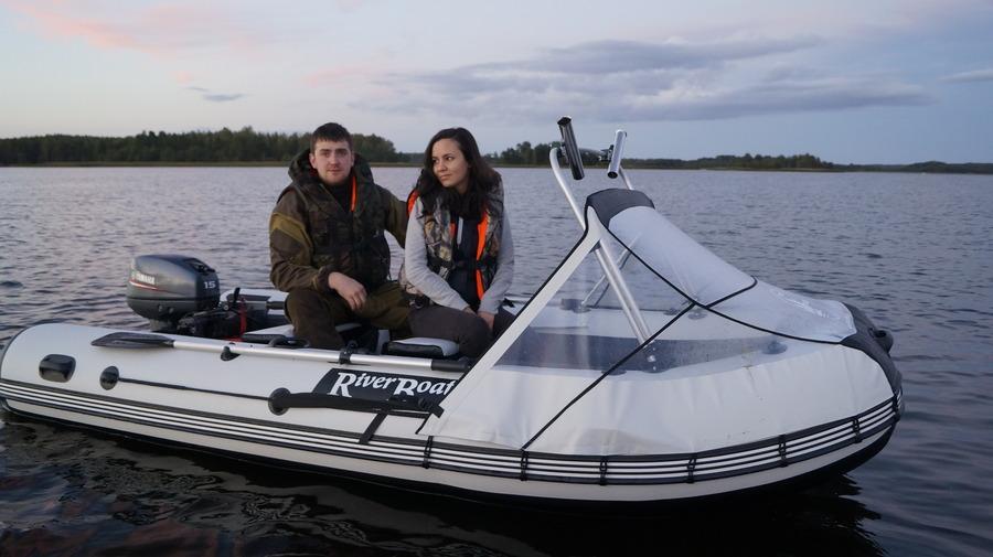 лодки ривер ботс официальный сайт производителя